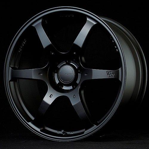 Volk Racing Wheels - VR.G2 Matte Black