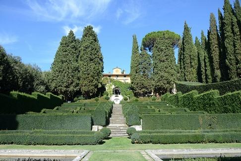 Gardens | Villa I Tatti Harvard