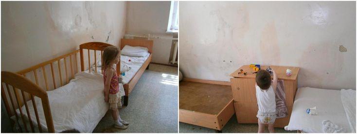 Синдром Маугли. Дети не могут оставаться в больницах одни, им обязательно нужны няни