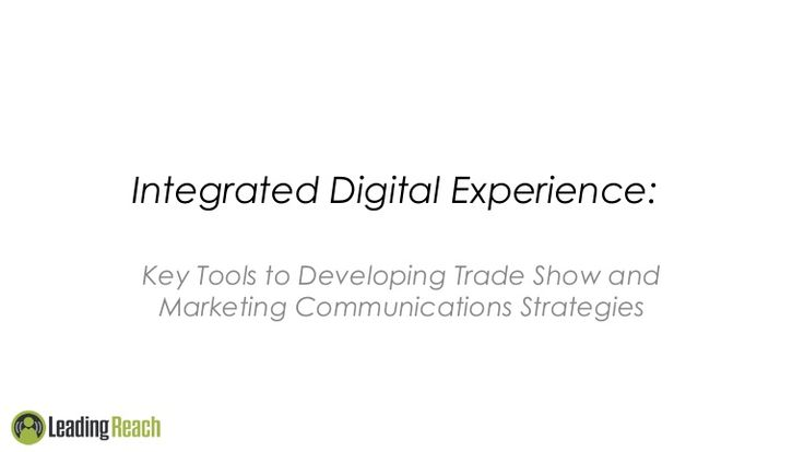 Learn about trade show marketing tactics that can help transform your trade show season.