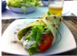 Denny Chef Blog: Gyros greco