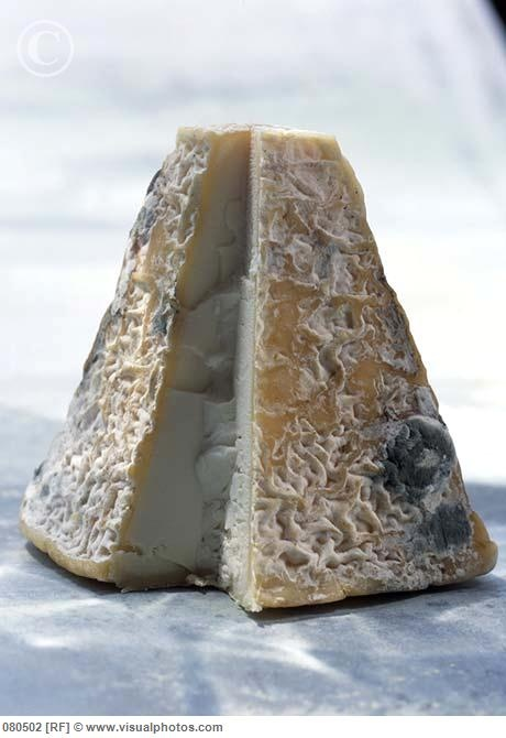 Pouligny-Saint-Pierre, Berry, not for wimps but certainly a must-try cheese. Use in salads with nuts and olive oil dressing or grill on sliced bread.