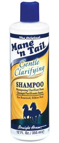 Mane n Tail Gentle Clarifying Shampoo 12 Ounce