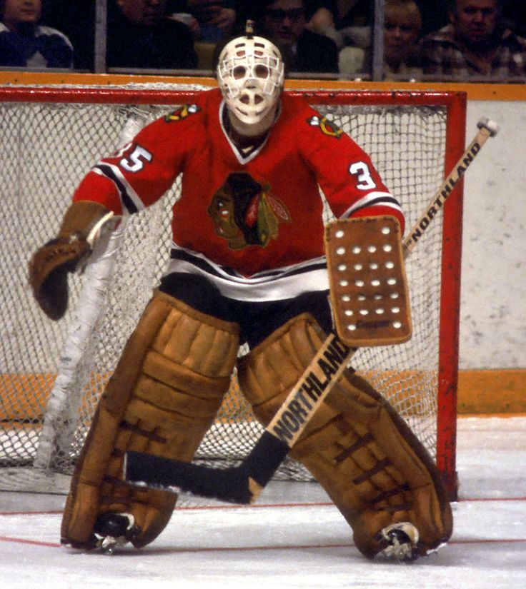 Tony Esposito, Chicago Blackhawks