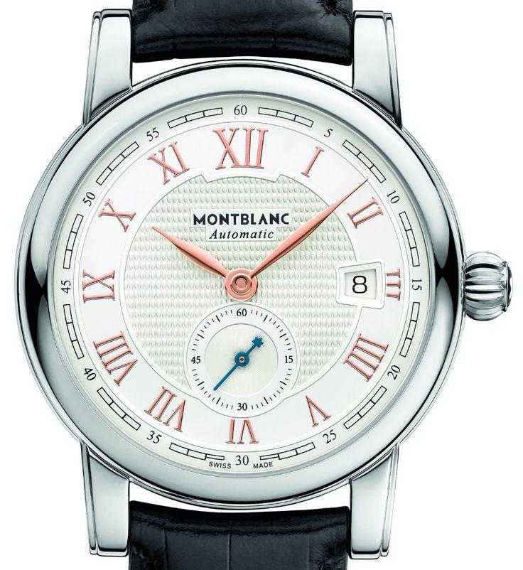 Montblanc Star Roman Carpe Diem Special Edition Watches Watch Releases