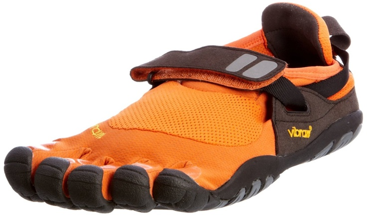 I love my Vibram toe shoes! Vibram toe shoes come in many colors.