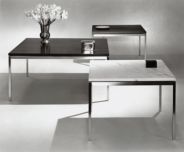 Florence Knoll Coffee and Side Tables | Knoll
