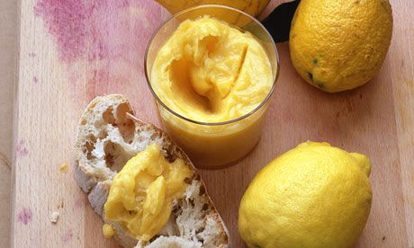 Nigel Slater's Lemon Curd - guardian.co.uk - Love this lemon curd, especially on scones!