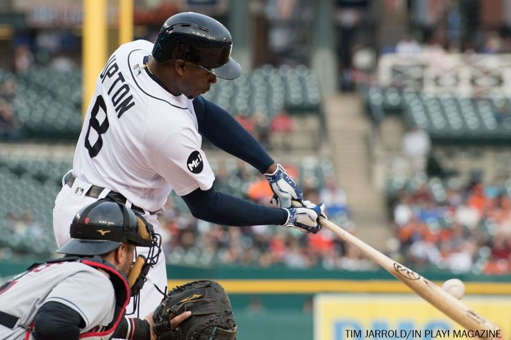 Tigers outfielder Justin Upton added to the American League All-Star Team, as announced earlier this afternoon by Major League Baseball.