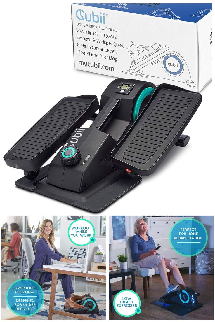 Seated UnderDesk Elliptical in 2020 At home workouts