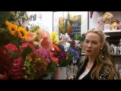 Donáška Kvetov - Kvetinárstvo Galéria Kvetín - YouTube