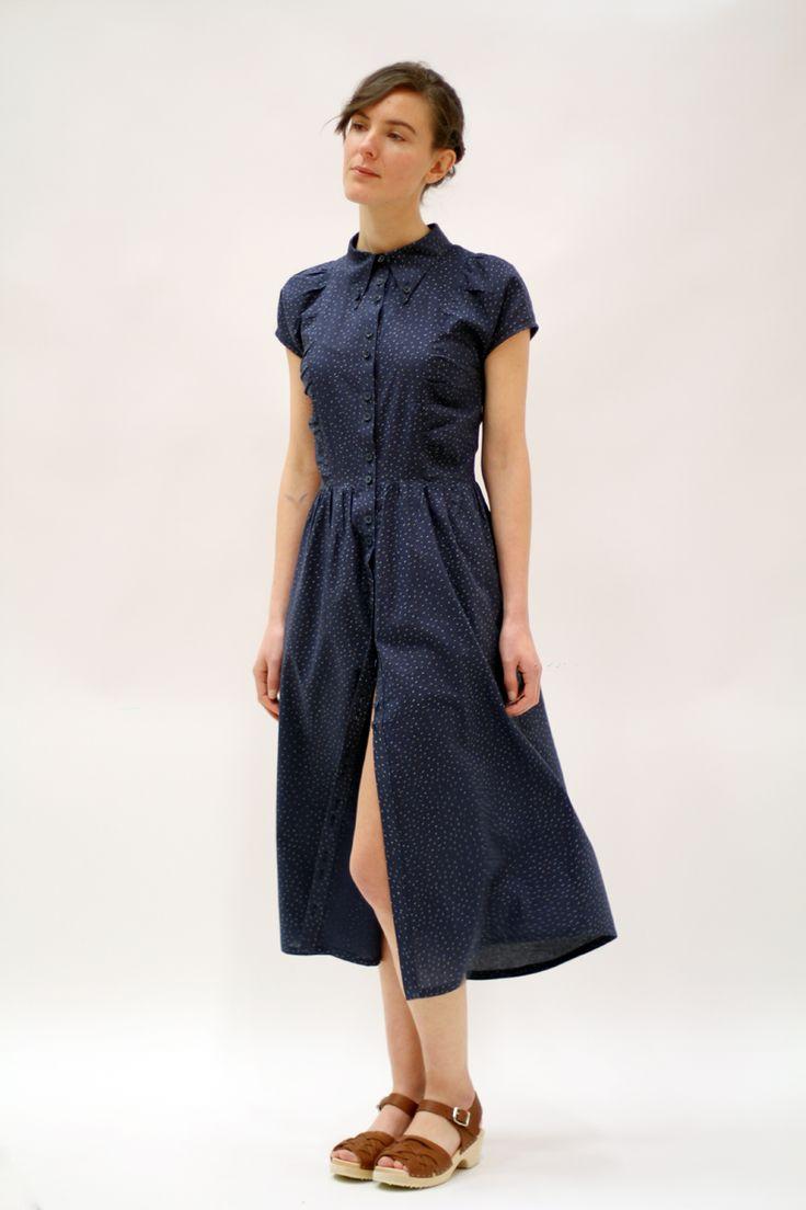Jolene - Ready to Sew - Robe chemise - 8.5€/pdf