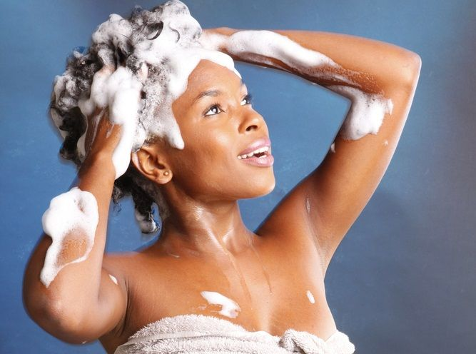 How To Keep Your Hair Moisturized if You Still Use Sulfate Shampoo  Read the article here - http://www.blackhairinformation.com/beginners/finding_a_regimen/keep-hair-moisturized-still-use-sulfate-shampoo/