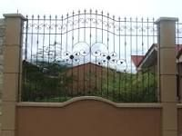 Resultado de imagen para cercas de hierro forjado fotos