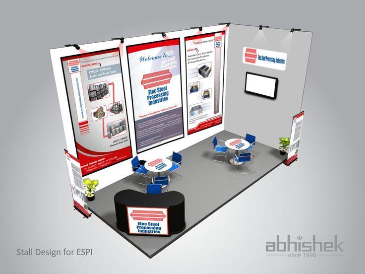 #ExhibitionStall Design Company in India | #Booth | Stand Design Service