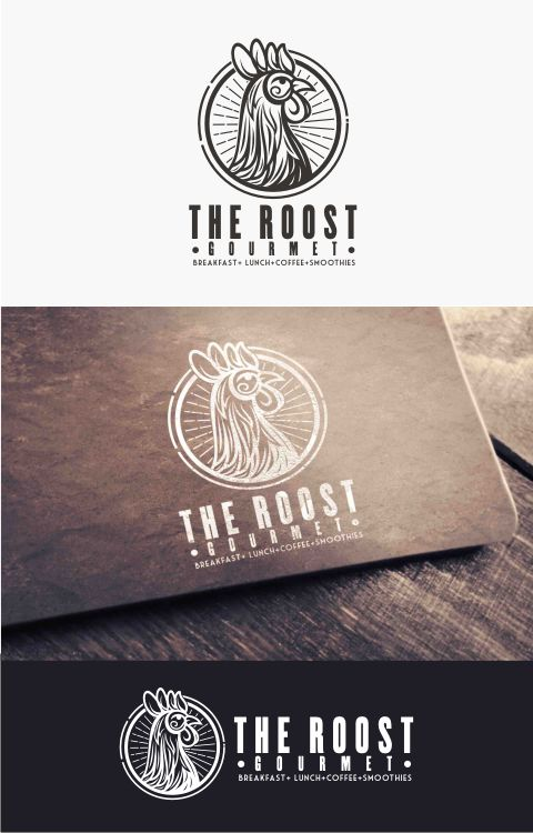the roost sample logo