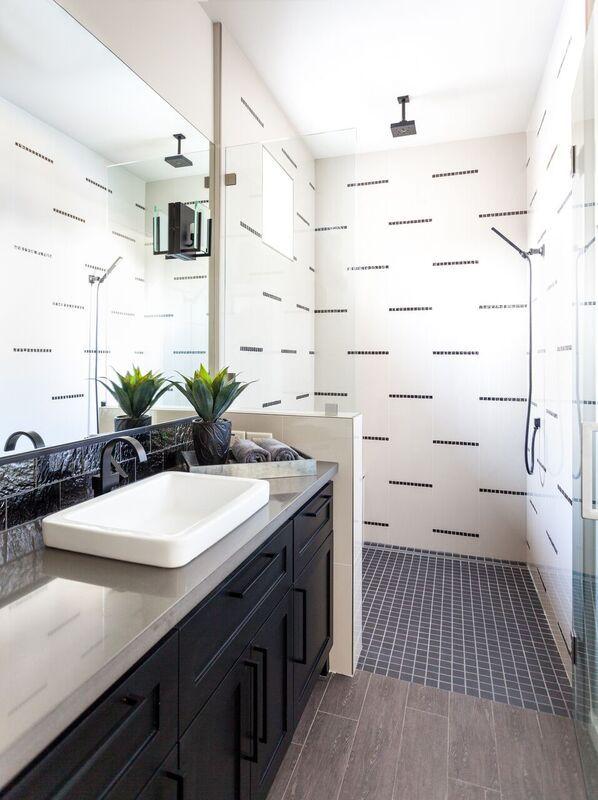 17 best bathroom images on Pinterest Room tiles, Subway tiles - harmonisches minimalistisches interieur design