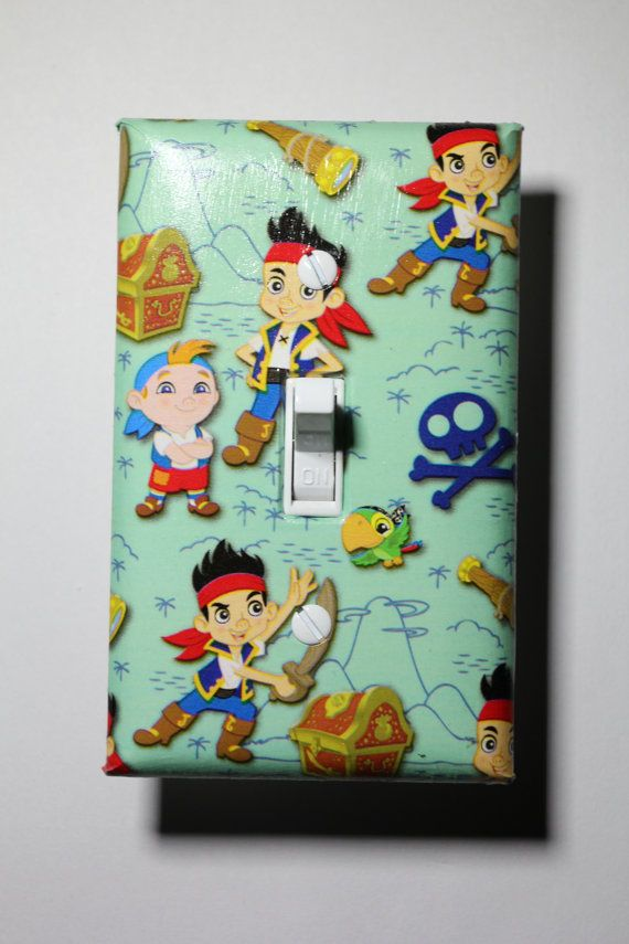Jake and the Never Land Pirates Cubby Disney Jr by ComicRecycled, $7.99