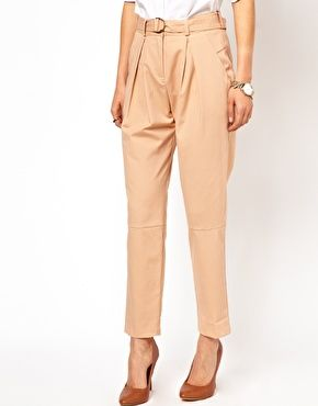 ASOS Peg Trouser in Relaxed Fit