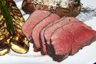 Food for Hunters: Burgundy Grilled Goose or whole Duck Breast