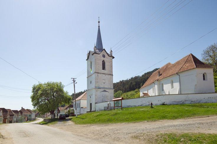Biserica evanghelica fortificata din Jimbor