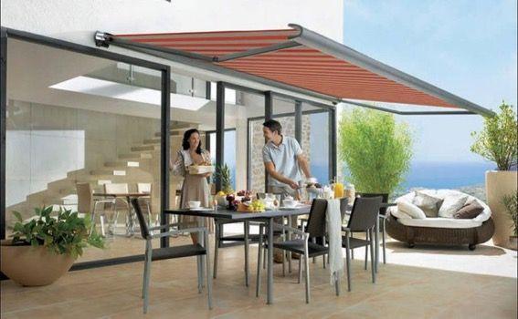 Seferihisar Otomatik Tente Pergola Branda Giyotin Cam Körüklü Tente  Mafsallı Tente | Tente veranda, Veranda, Pergolalar