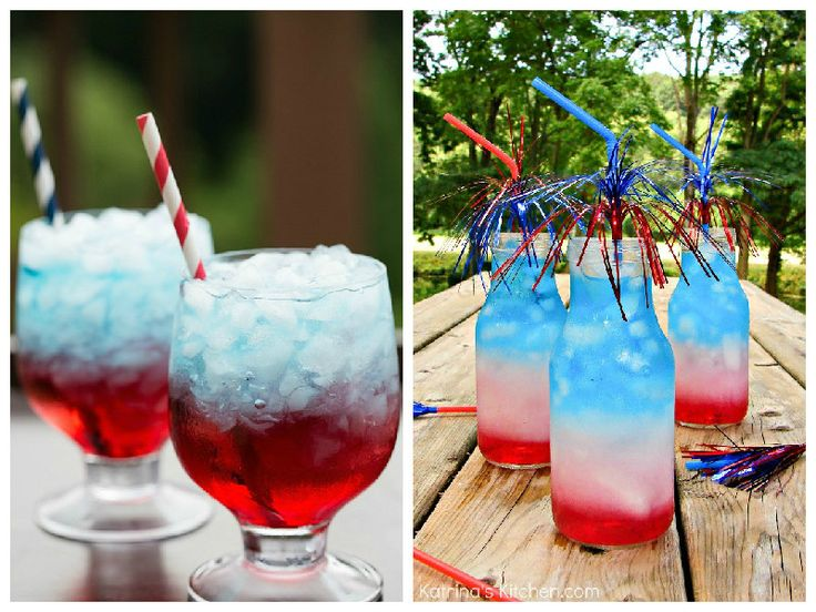 Red-White-Blue-Layered-Drinks-canudo