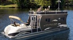 Pontoon boats catalogue, luxury pontoon boats, fishing pontoon boats
