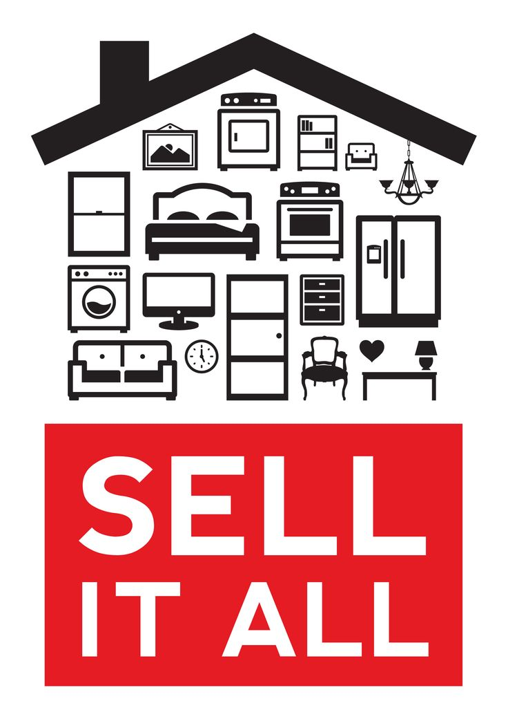 New brand identity for Sell It All by twelvecreative.com.au
