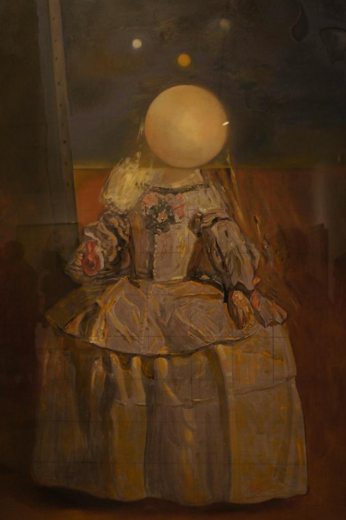 Las Meninas - Salvador Dali, 1981