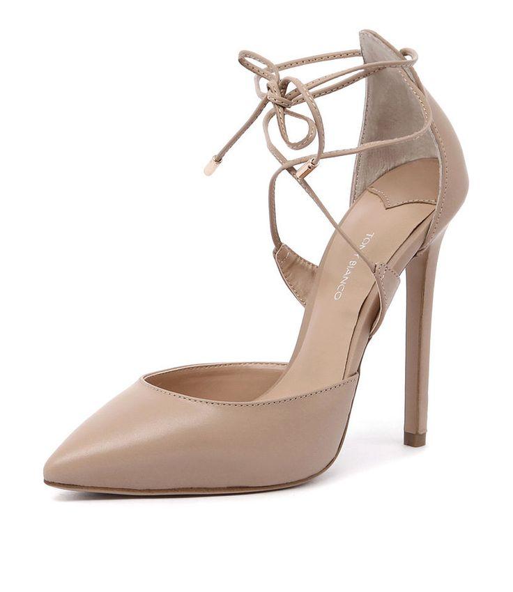 Tony Bianco Lyla Skin Women Shoes Heels High Heels