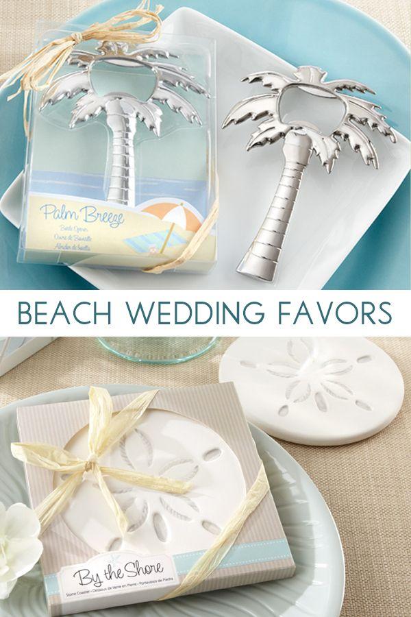 Beach Theme Wedding Favors And Beach Wedding Favor Ideas With