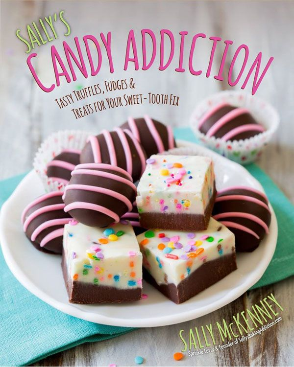 Sally's Candy Addiction Cookbook Pre-Sale & Video!