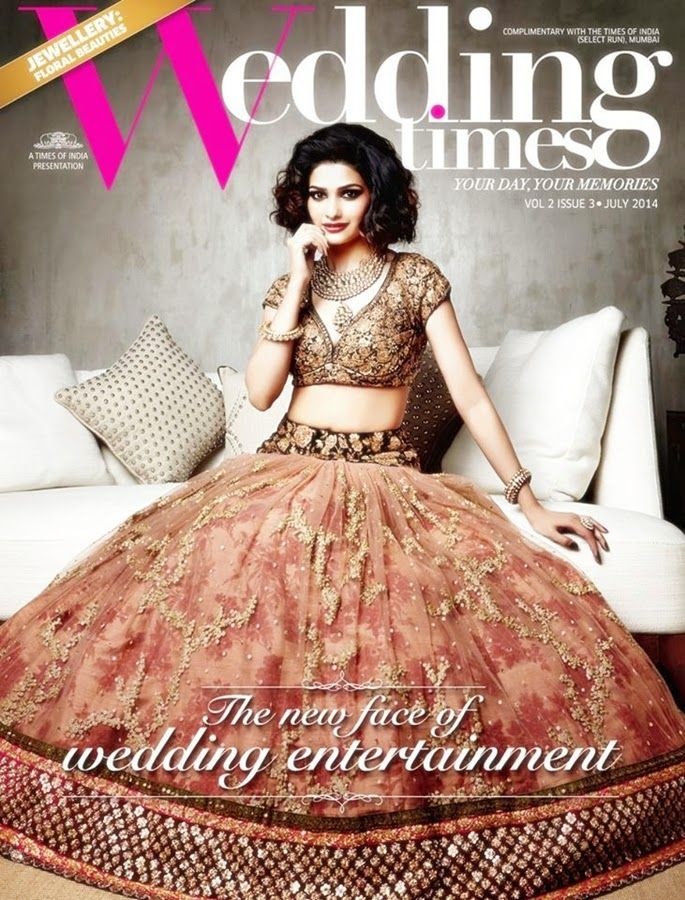 wedding+times+cover+page+-+Prachi+desai+in+Sabyasachi