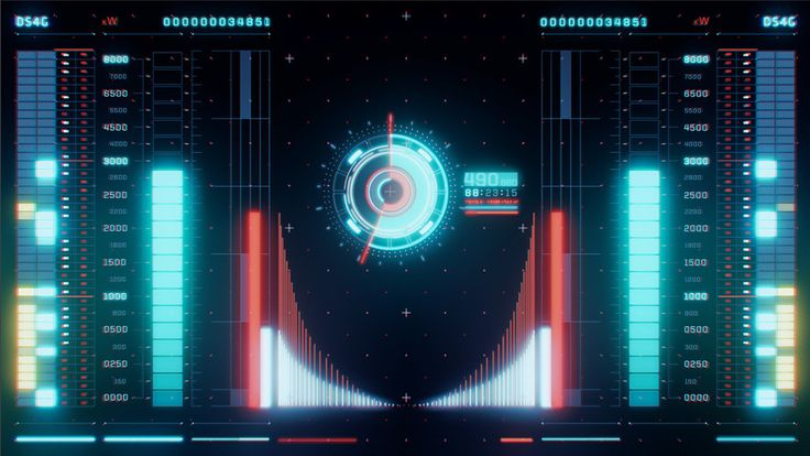 """Simian UI Montage For the upcoming independent short """"SIMIAN"""", a large amount of UI and HUD components were constructed to help drive the narrative and to create the appropriate atmosphere for the main character."""