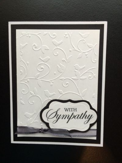 Gallery For > Handmade Sympathy