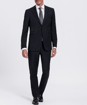 TRAJE slim fit CARAMELO