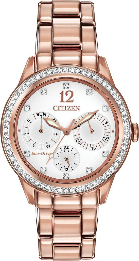 @CitizenWatchUK  Eco Drive Ladies Silhouette Crystal #2015-2016-sale #bezel-swarovski-crystal #black-friday-special #bracelet-strap-gold-pvd #case-material-rose-gold #case-width-37mm #classic #date-yes #day-yes #delivery-timescale-4-7-days #dial-colour-white #gender-ladies #movement-eco-drive #official-stockist-for-citizen-watches #packaging-citizen-watch-packaging #sale-item-yes #style-dress #subcat-eco-drive-ladies #supplier-model-no-fd2013-50a #vip-exclusive #warranty-citizen-...