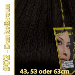 Clip-in 100% Remy Echthaar Extensions,