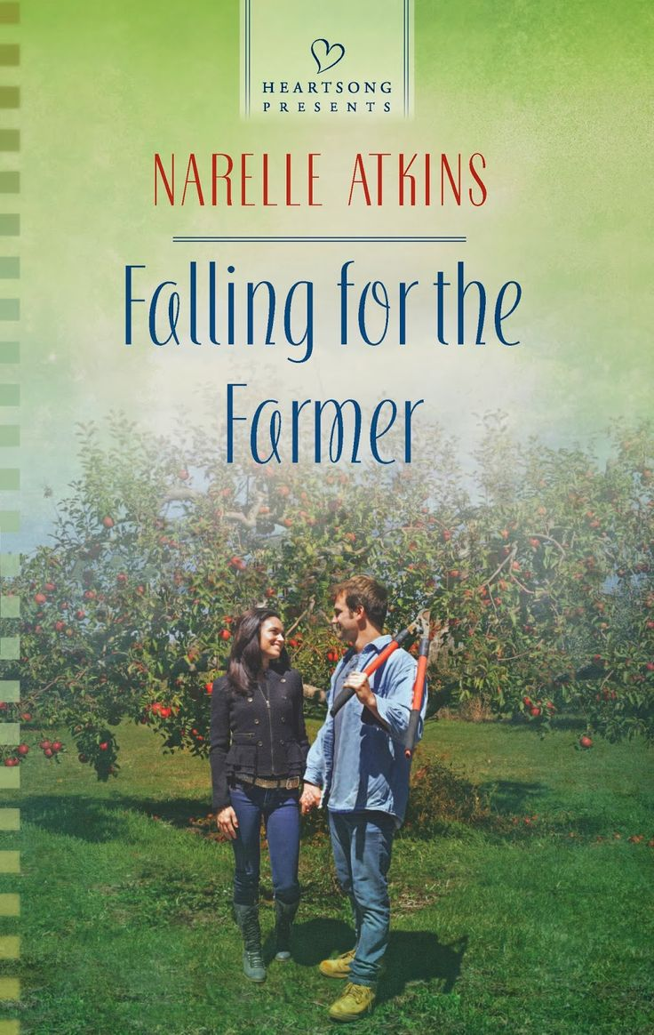 Ink Dots: Narelle Atkins ~ Falling For The Farmer