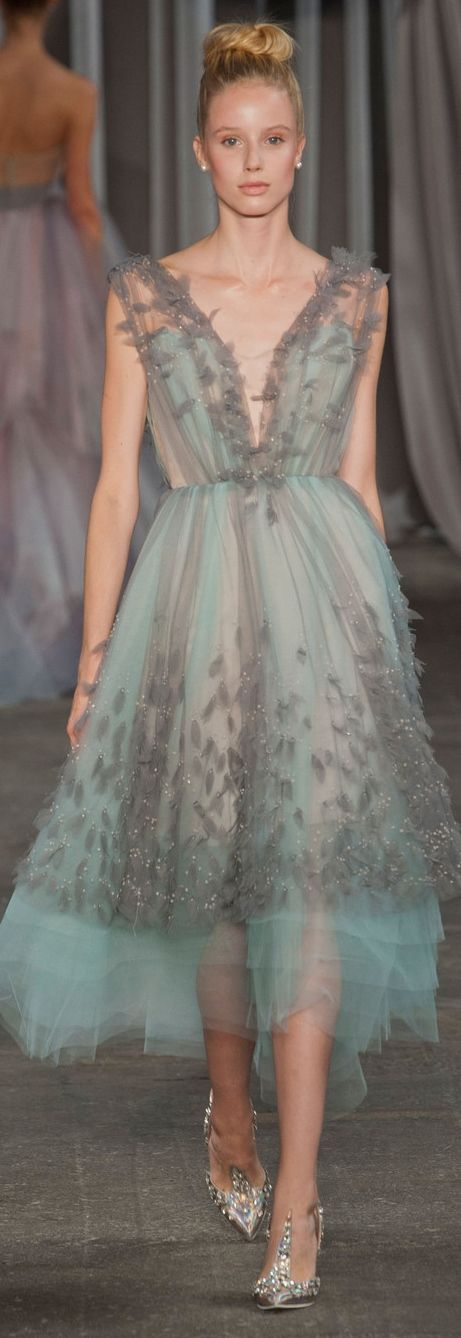 Beautiful dress, but in my opinion I believe it's better suited for a more curvaceous figure than is currently displayed