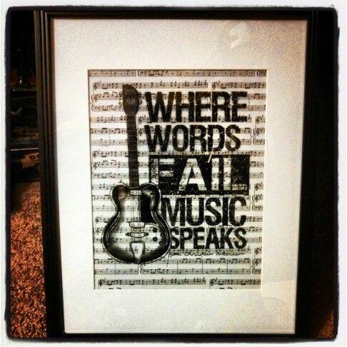 #music #wall #art www.facebook.com/skullsandstones