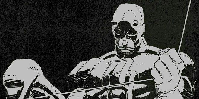 Daredevil: El hombre sin miedo, de Frank Miller y John Romita Jr.