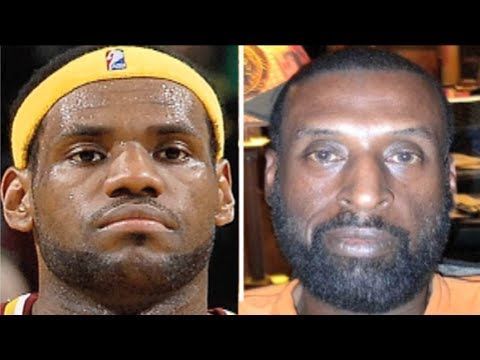 Lebron James rips dad he never knew - YouTube