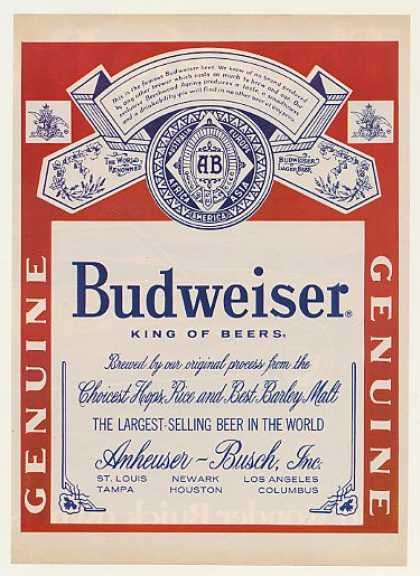 SWOT Analysis of Anheuser Busch
