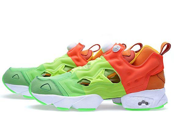 SneakersNStuff X Reebok Pump Fury - Popsicle