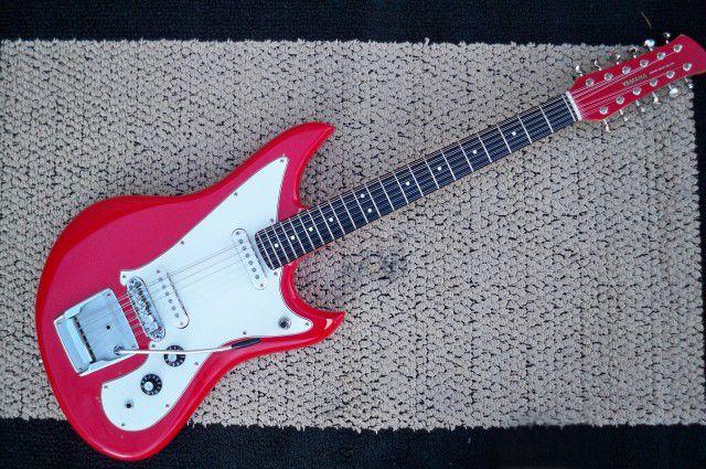 customized/modified Yamaha SG-12
