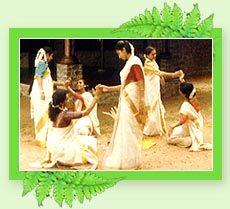 Thiruvathirakali :