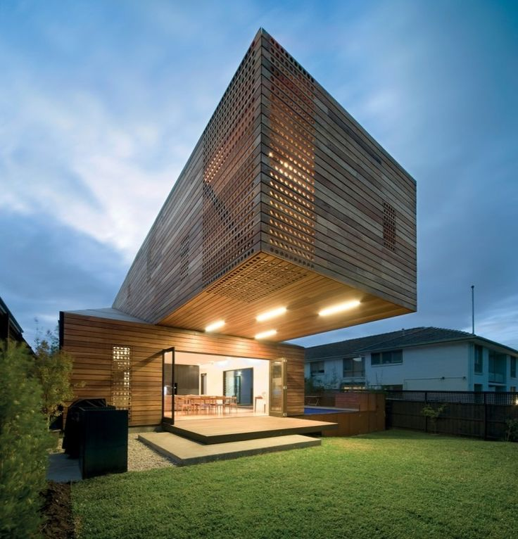 The Trojan House by Jackson Clements Burrows Architects | HomeDSGN