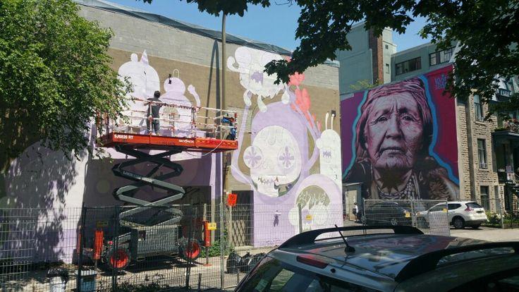 Mural Festival Mtl 2015
